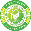 Healthier Environment Living Program Certified Inspector